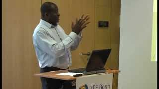 Download SBSTA 38 Side Event: ″From Montreal to Doha: The drivers of deforestation story″ Peter A Minang Video