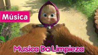 Download Masha e o Urso - Musica Da Limpieza (Dia de Lavar a Roupa) Video
