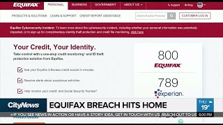 Download Equifax breach impacting thousands of Canadians Video