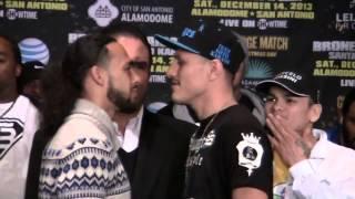 Download Adrien Broner vs Marcos Maidana FACEOFF & Keith Thurman vs Jesus Soto Karass Video