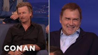 Download How Norm Macdonald Repaid David Spade's Generous Gift - CONAN on TBS Video