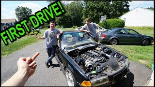 Download BOOSTED E36 FIRST RIP!!! Video