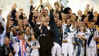 Download MLS CUP 2012 HIGHLIGHTS - LA Galaxy vs Houston Dynamo, December 1, 2012 Video