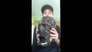 Download Wilson A2000 ELO Outfield Baseball Glove Video