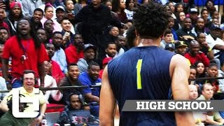 Download Miles Bridges CALLS OUT Oak Hill: Drops 35 & 10 in Championship! Video
