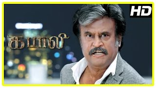 Download Kabali Tamil Movie Scenes   Rajini destroys Winston's business   Rajini kills Kishore   Radhika Apte Video