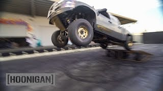 Download [HOONIGAN] DT 027: Chevy Prerunner Launches into Orbit #donutgarage Video