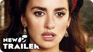 Download THE QUEEN OF SPAIN Trailer (2017) Penélope Cruz Movie Video