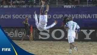Download Beach Eagles flip for goals Video