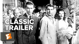 Download The Philadelphia Story (1940) Official Trailer - Cary Grant, Jimmy Stewart Movie HD Video
