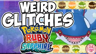 Download Weird Glitches: POKEMON RUBY & SAPPHIRE Video