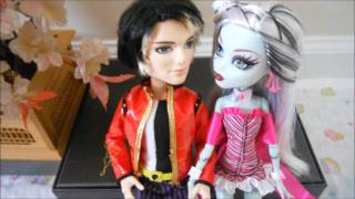 Download Monster High stop motion - ″Beastly and the Beauty″ (part 3) Video