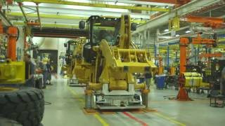 Download Built in Quality: Cat® Small Wheel Loaders Manufactured in Clayton, NC Video