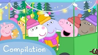 Download Peppa Pig Episodes - Winter compilation - Cartoons for Children #PeppaPig Video