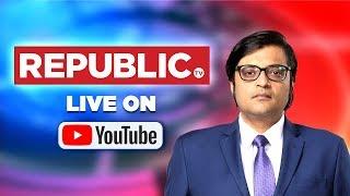 Download Watch Republic TV Live   English News 24x7 Live   Arnab Goswami Live Video
