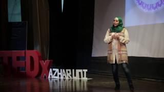 Download Rou7 for making soul alive | Mariam Gaber | TEDxAzharUniversity Video