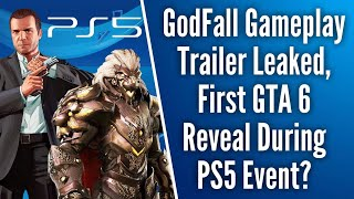 Download GodFall PS5 Gameplay Trailer // Deep Down Re-Reveal // GTA6 Announcement During PS5 Event? Video