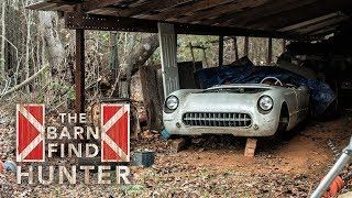 Download Chevy C1 Corvette, a ″baby Ferrari″ and a dusty Abarth collection | Barn Find Hunter - Ep. 18 Video