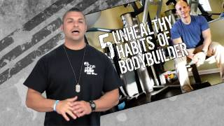 Download 5 Unhealthy Habits of Bodybuilders and Weight Lifters Video