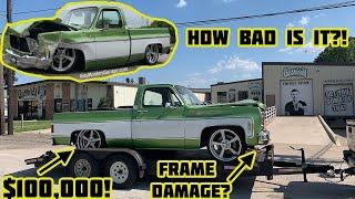 Download Rebuilding Gas Monkey Garage Wrecked 1976 Chevy C10 Video