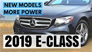 Download 2019 Mercedes E-Class Review of Changes: What's New and Updates! Video