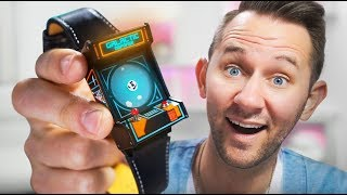 Download ARCADE Game On Your Watch? | 10 Strange Amazon Products Video