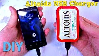 Download Altoids Phone Charger Video