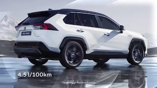 Download 2019 Toyota RAV4 hybrid Video