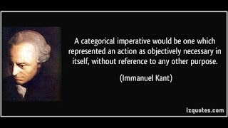 Download A short introduction to Kant's Categorical Imperative Video