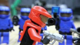 Download Battle of the Brick: Built for Combat - The Movie Video