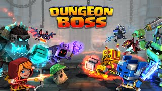 Download Let's Play Dungeon Boss! - IT'S ROGAR STONECRUSHER!! | iPad Gameplay Video