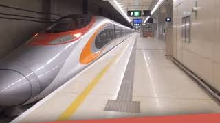 Download First look at high-speed rail experience (2018) Video