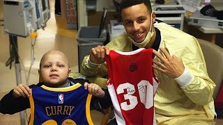 Download Proof Steph Curry Is A Goddamn Saint Video