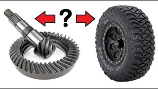 Download How to Choose Your Axle Gear Ratio Video