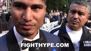Download MIKEY GARCIA WARNS VASYL LOMACHENKO IF HE COMES TO 135: ″I'M THERE...LET'S DO IT″ Video