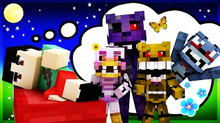 Download FNAF Origins - Night 1 (Minecraft Roleplay) Video