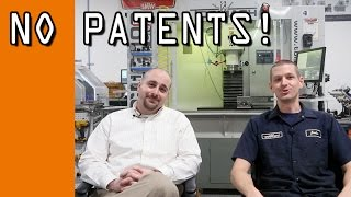 Download Why You Should NOT Get a Patent! CB49 Video
