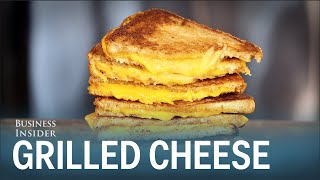 Download How to make the perfect grilled cheese Video