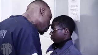 Download 10 Most SAVAGE Moments On Beyond Scared Straight Video