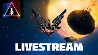 Download Elite Dangerous - Distant Worlds 2 - Station Construction, Mining and Exploration Video