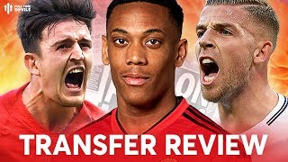 Download ALDERWEIRELD, MAGUIRE, MARTIAL! Manchester United Transfer News Review Video