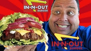 Download In-N-Out® Protein Style Cheeseburger REVIEW! Video
