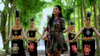 Download Lagu Dayak Kalimantan Barat ( PAGUH BENUA BORNEO) Voc. Fausta Video