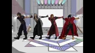 Download Ponponpon Final Fantasy 7 MMD Video
