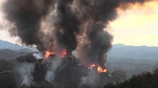 Download Pigeon Forge Black Bear Resort Fire Video