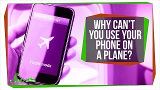 Download Why Can't You Use Your Phone on a Plane? Video