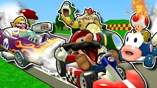 Download R64: Stupid Mario Kart Video