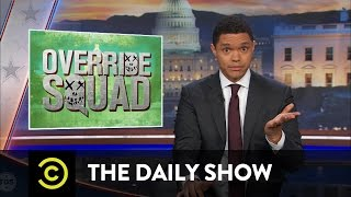 Download Congress Overrides President Obama's 9/11 Veto: The Daily Show Video