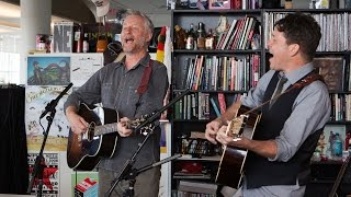 Download Billy Bragg & Joe Henry: NPR Music Tiny Desk Concert Video