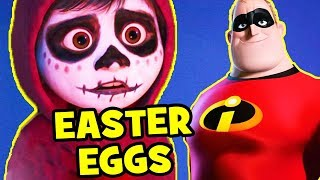 Download Coco EASTER EGGS, Pixar Theory & Cameos You Missed! Video